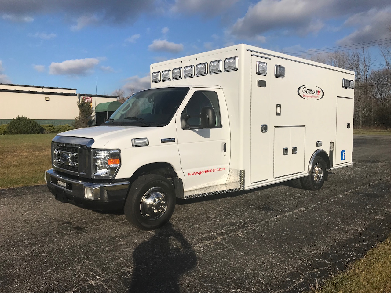 2019 Medix MSV-II 170 Ford E-450 Gas Ambulance For Sale