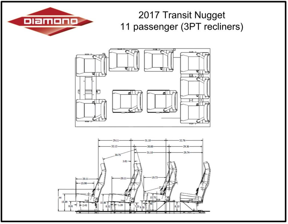 11386 - Diamond Coach Transit Nugget