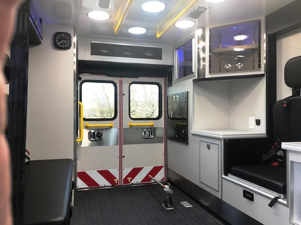 2019 Medix MSV-II 170 Ford E-450 Gas Ambulance For Sale ...