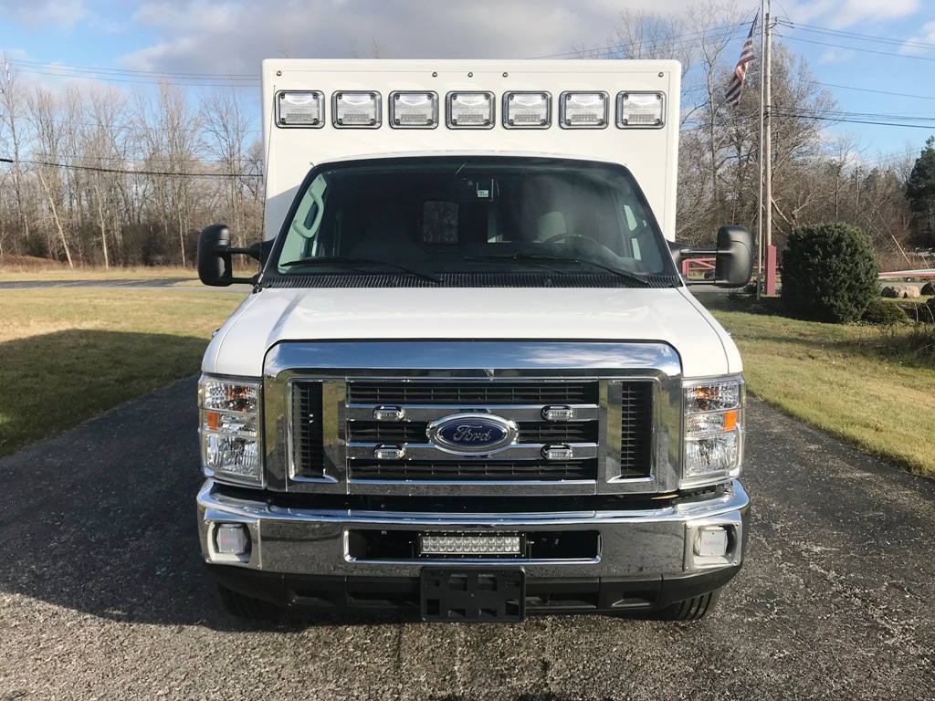 2019 Medix Msv Ii 170 Ford E 450 Gas Ambulance For Sale