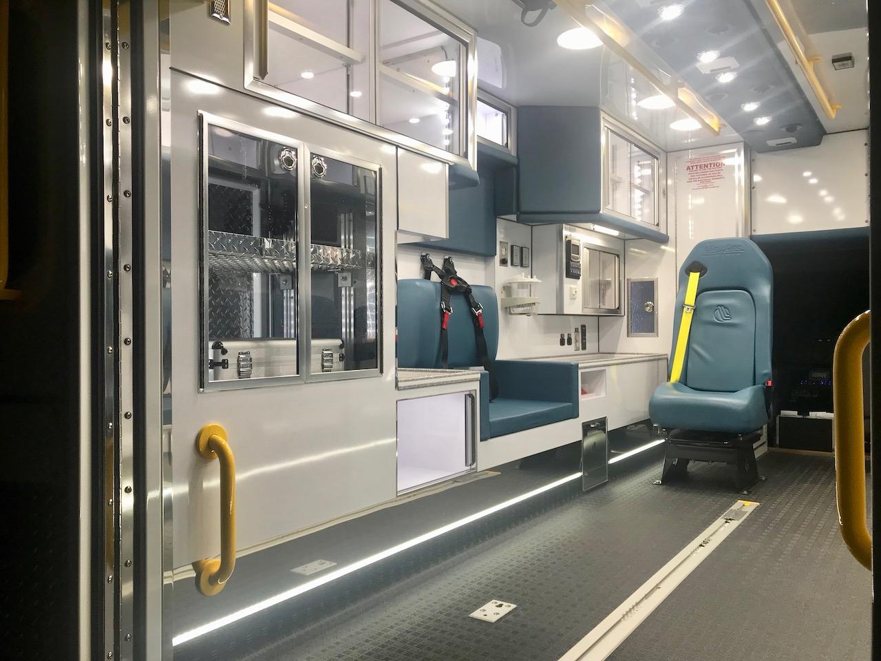 Life Line Ambulance - 4379 Stock - 5