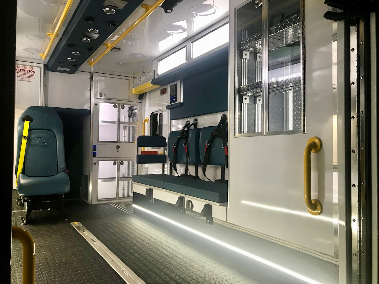 Life Line Ambulance - 4379 Stock - 9