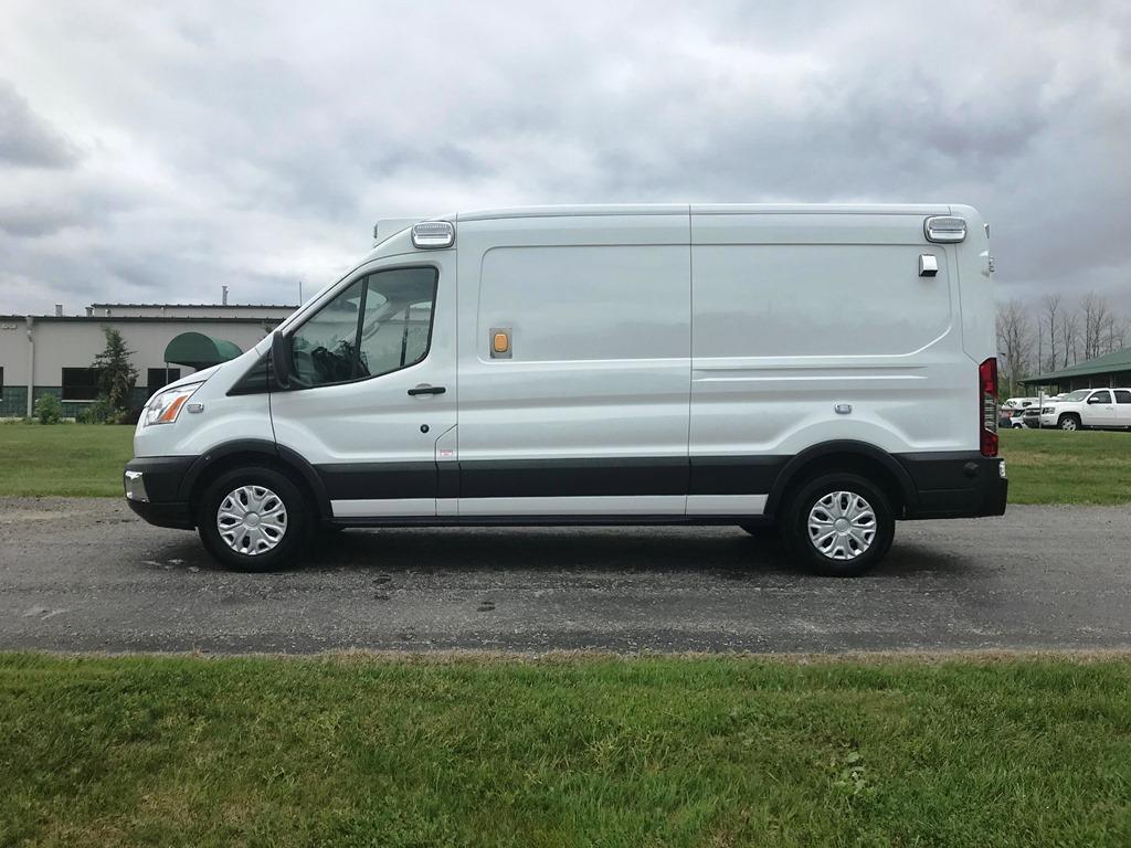 2018 Medix SRH-148 Aluminum Transit Gas Type 2 Ambulance for Sale