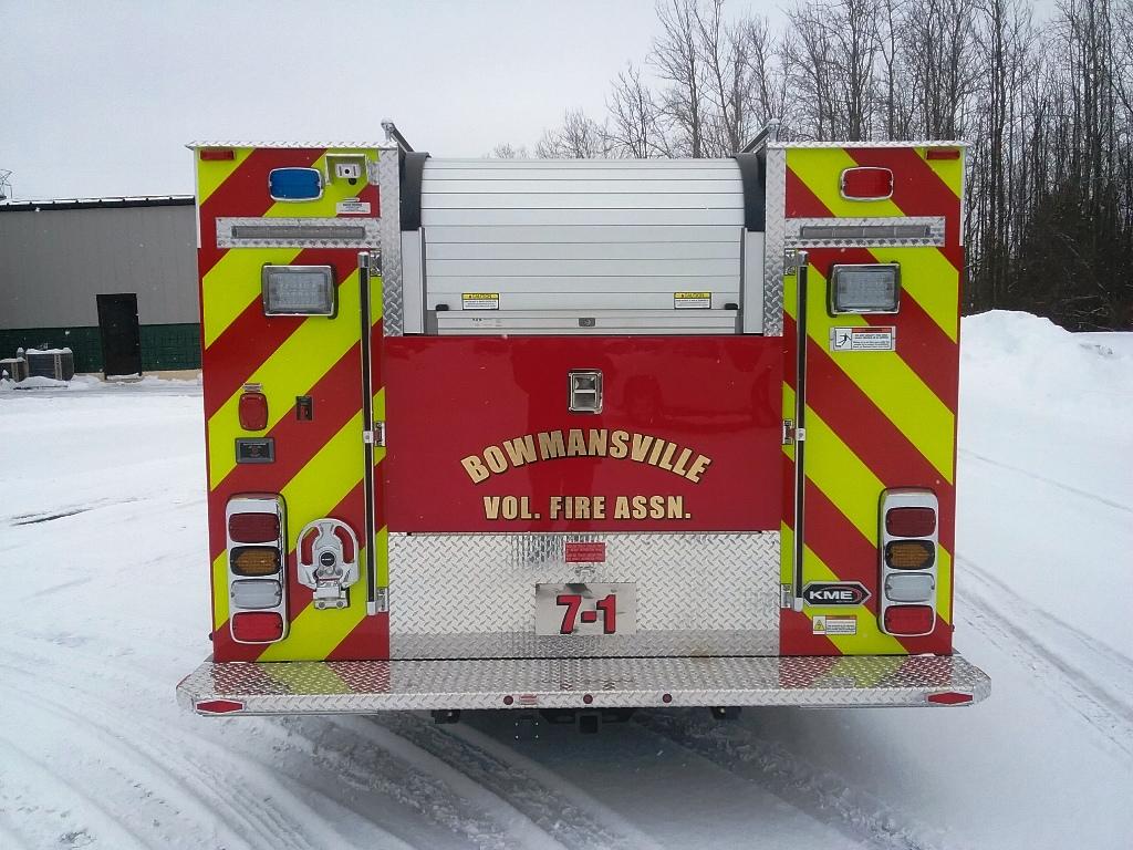 KME Light Rescues to Bowmansville Volunteer Fire ...