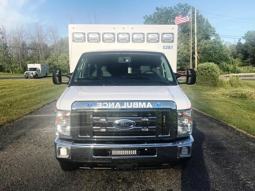 Dansville Ambulance 2018 - 3