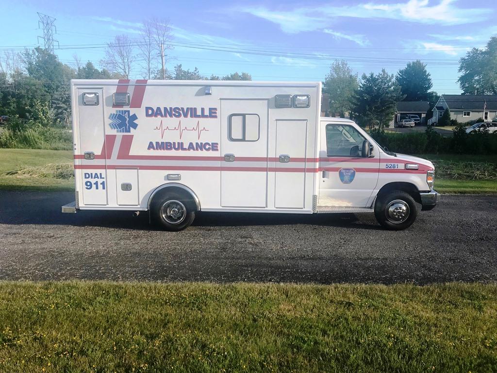 Dansville Ambulance 2018 - 5