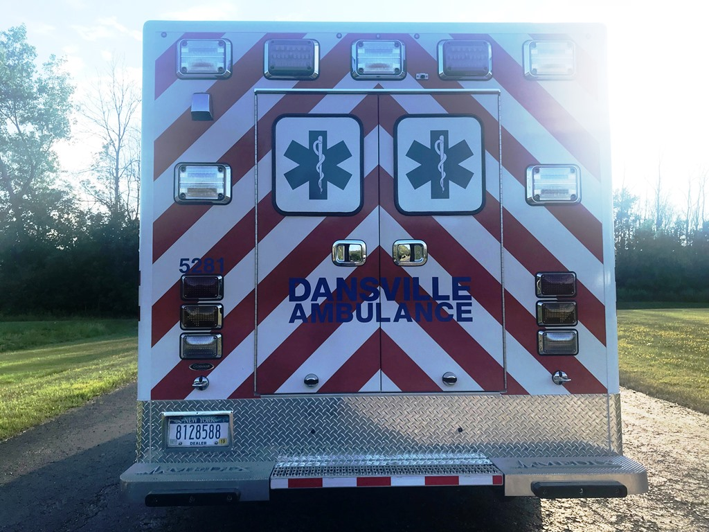 Dansville Ambulance 2018 - 7