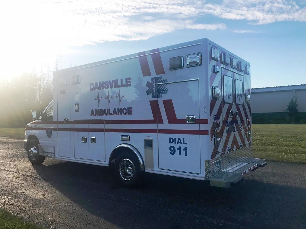 Dansville Ambulance 2018 - 8