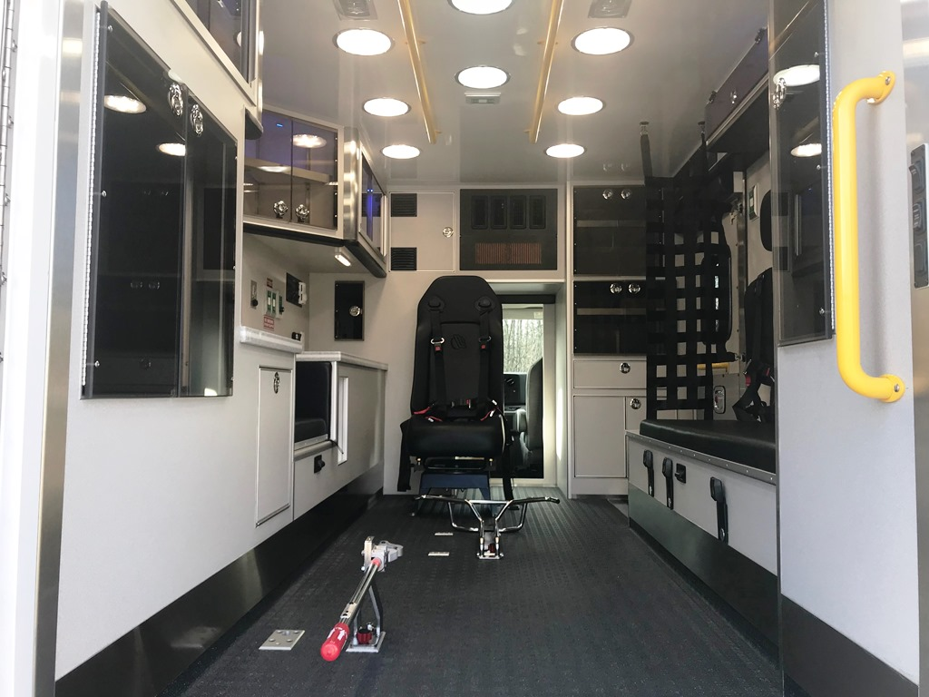 Dansville Ambulance 2018 - 9