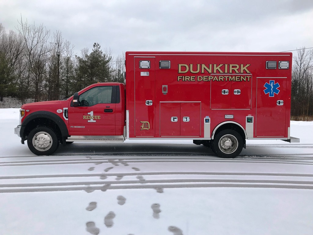 Dunkirk Medix Ambulance - 1