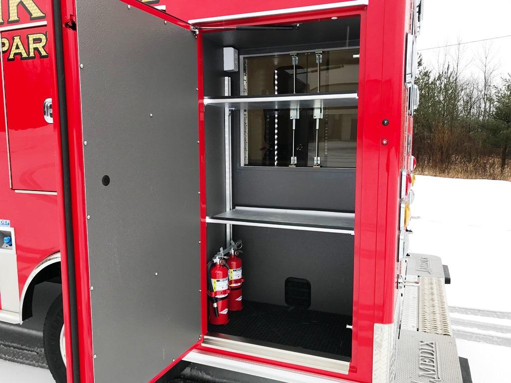 Dunkirk Medix Ambulance - 12