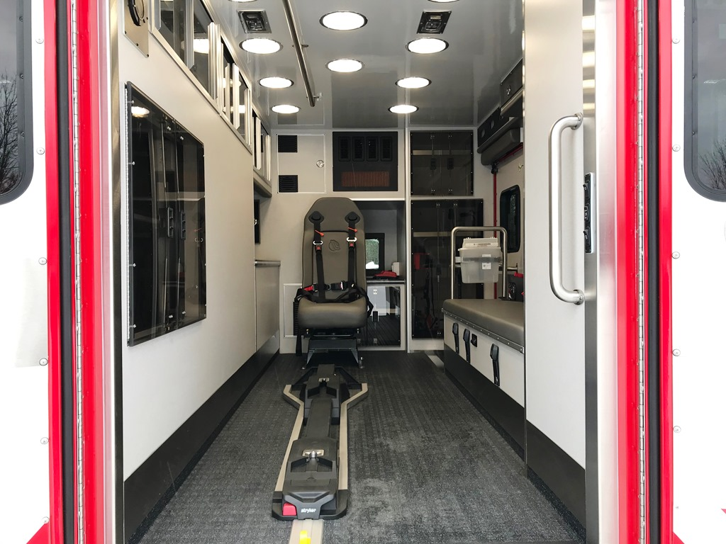 Dunkirk Medix Ambulance - 15