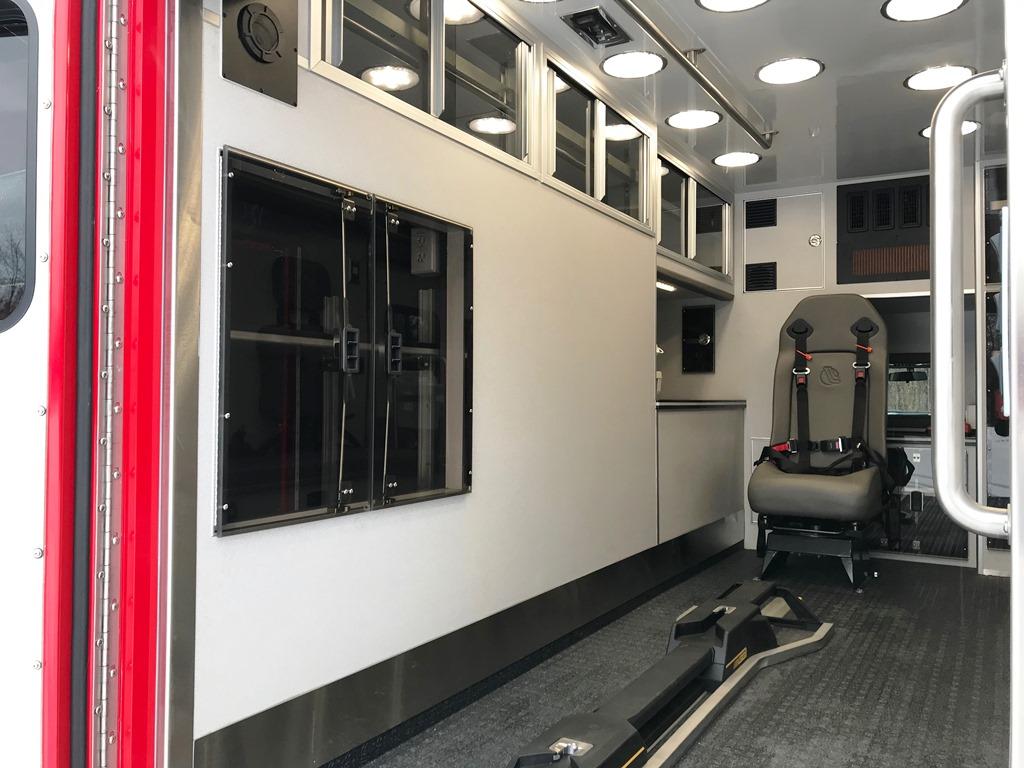 Dunkirk Medix Ambulance - 16
