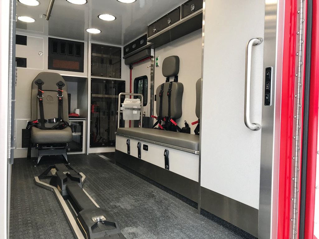 Dunkirk Medix Ambulance - 17