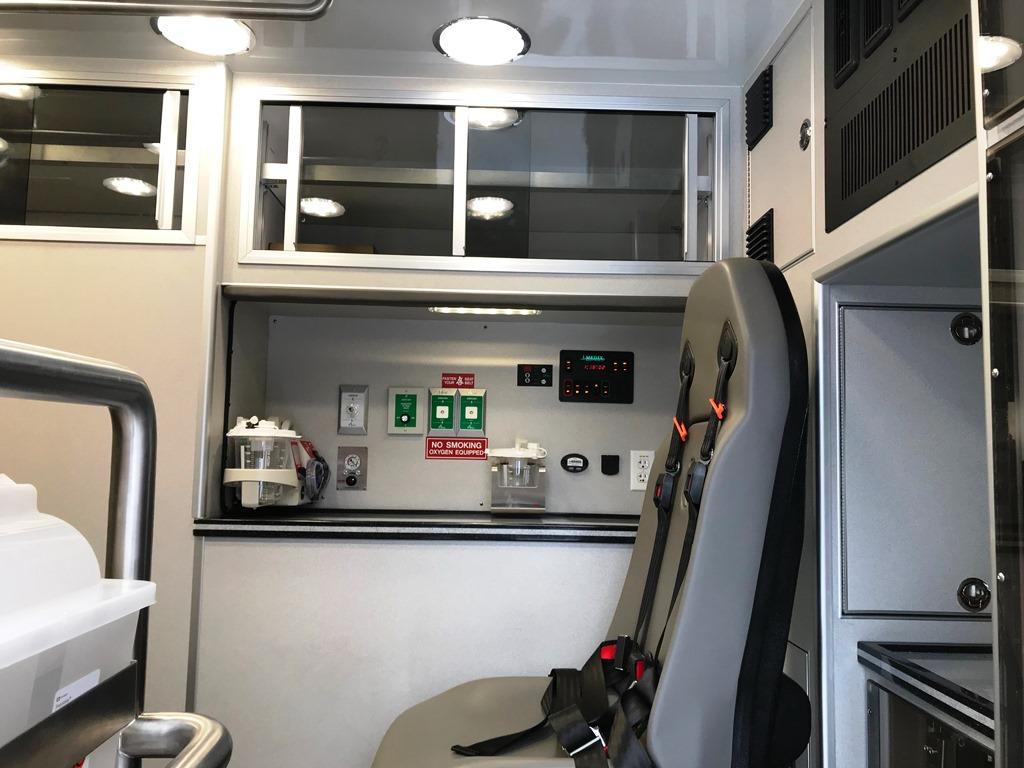 Dunkirk Medix Ambulance - 19