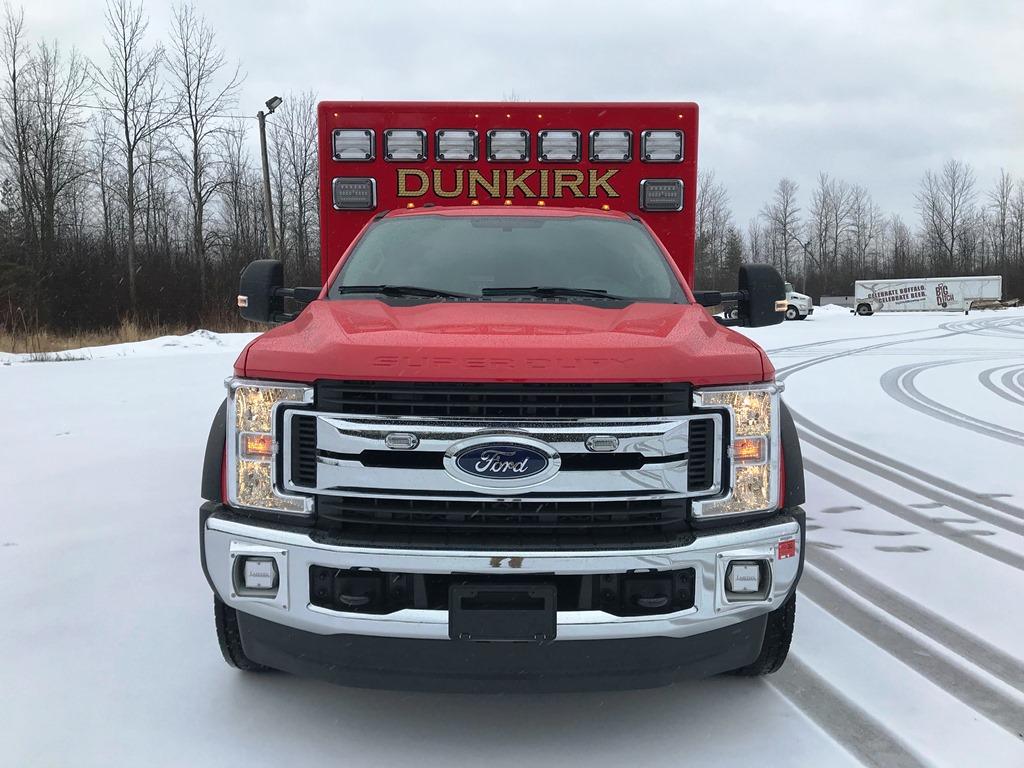 Dunkirk Medix Ambulance - 3