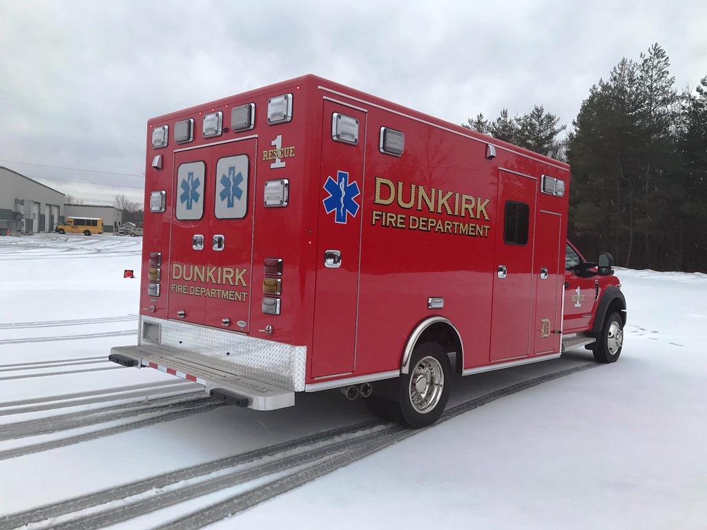 Dunkirk Medix Ambulance - 6