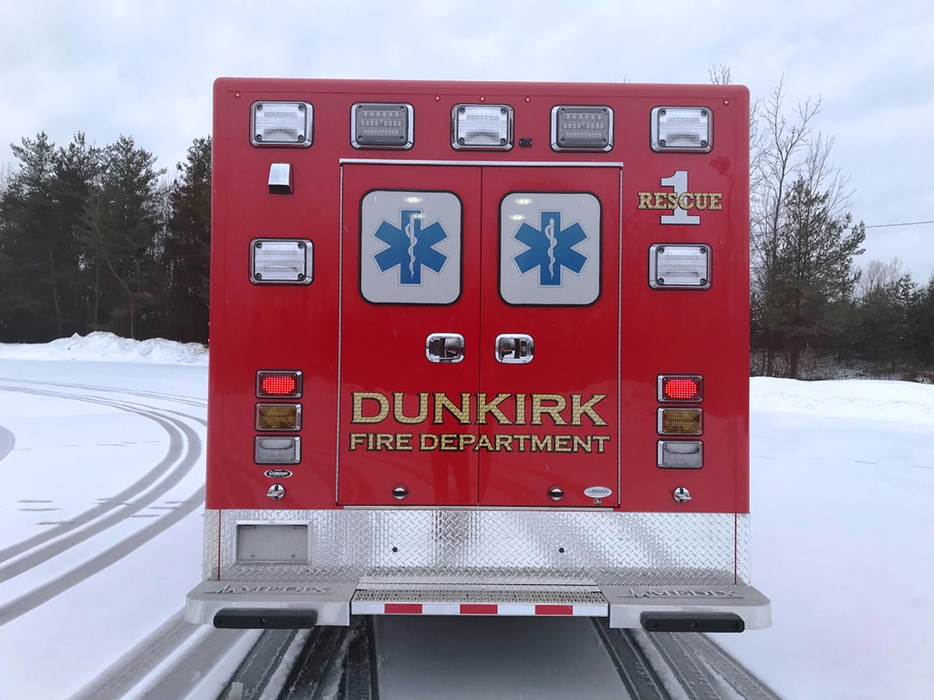 Dunkirk Medix Ambulance - 7