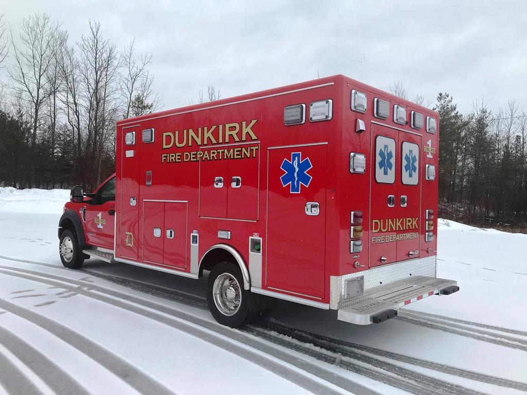 Dunkirk Medix Ambulance - 8