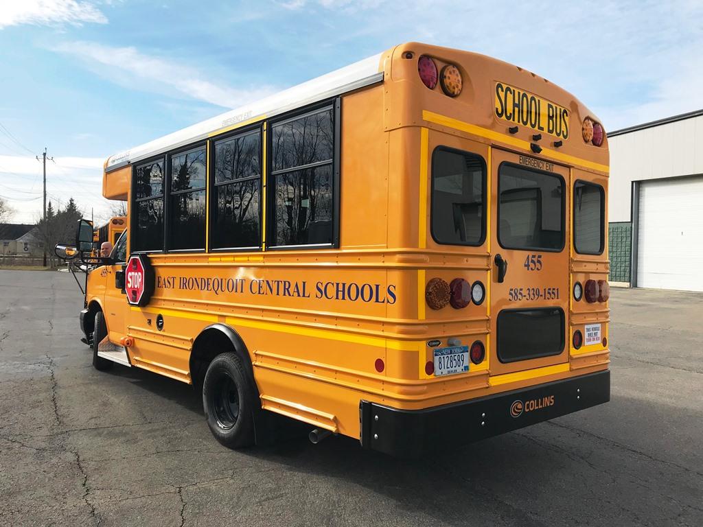 East-Irondequoit-CSD-Collins-Bus-1