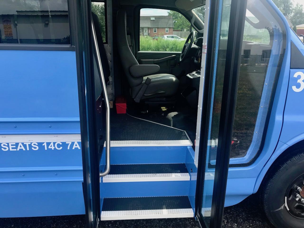 Collins Bus -  10
