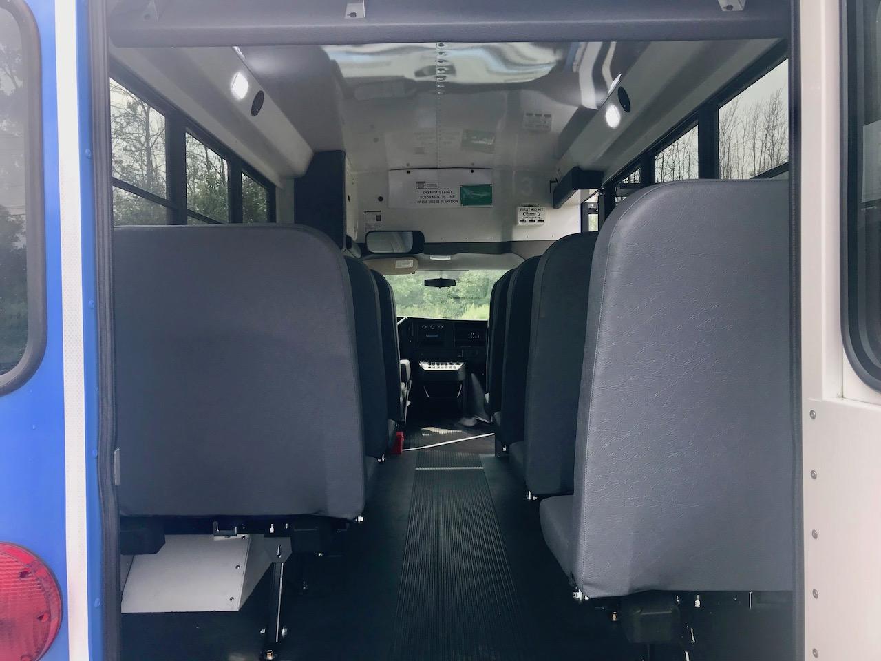 Collins Bus -  9