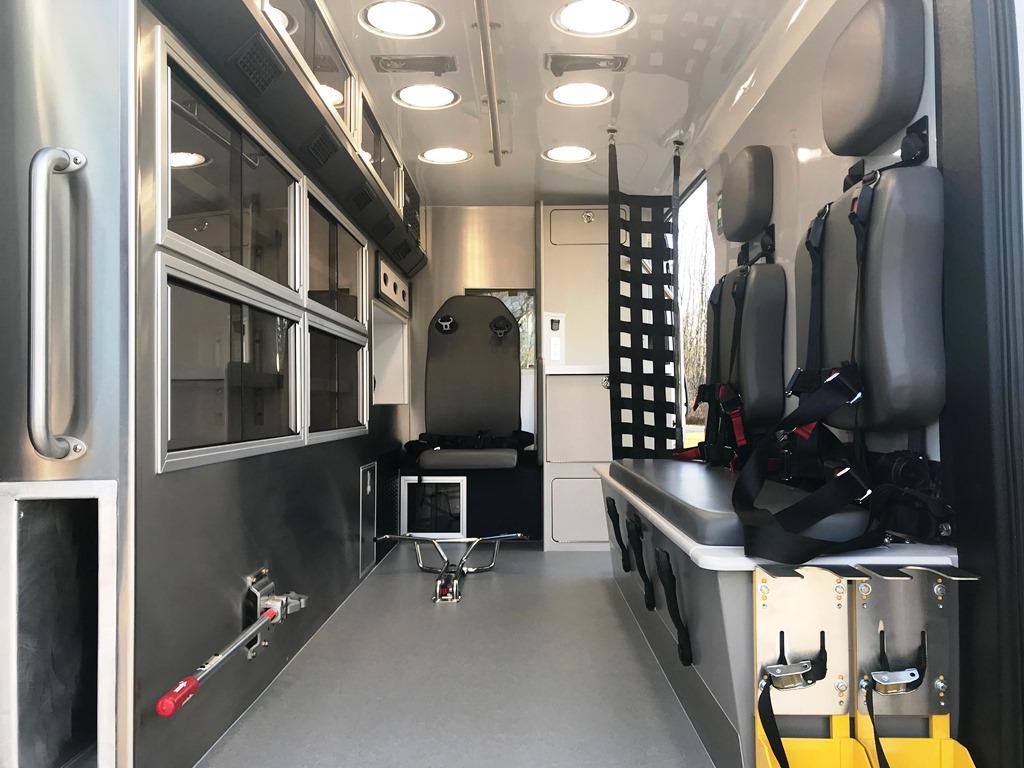 Gates Ambulance - Medix Transit - 10