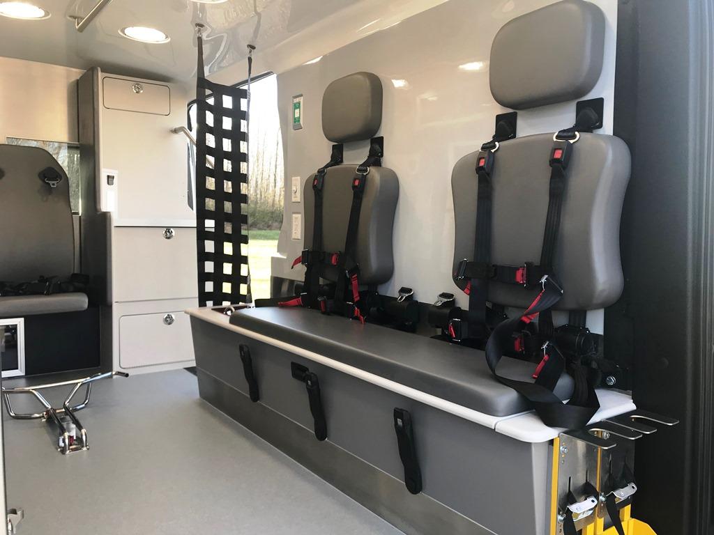 Gates Ambulance - Medix Transit - 12