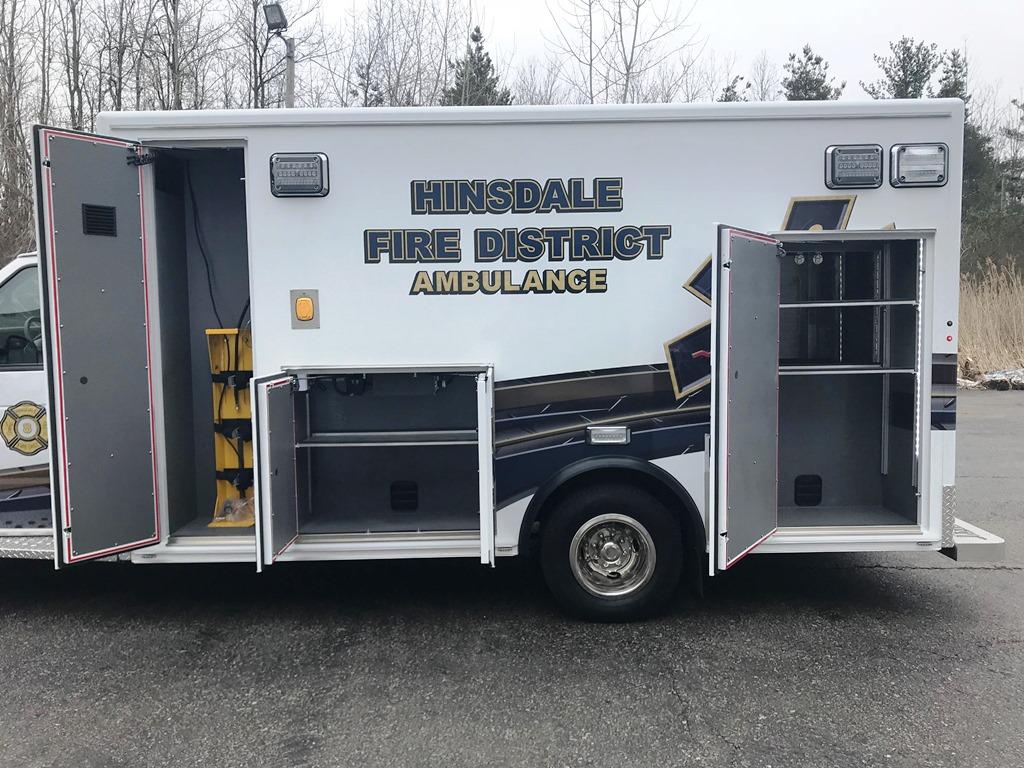 Medix Ambulance to Hinsdale - 10