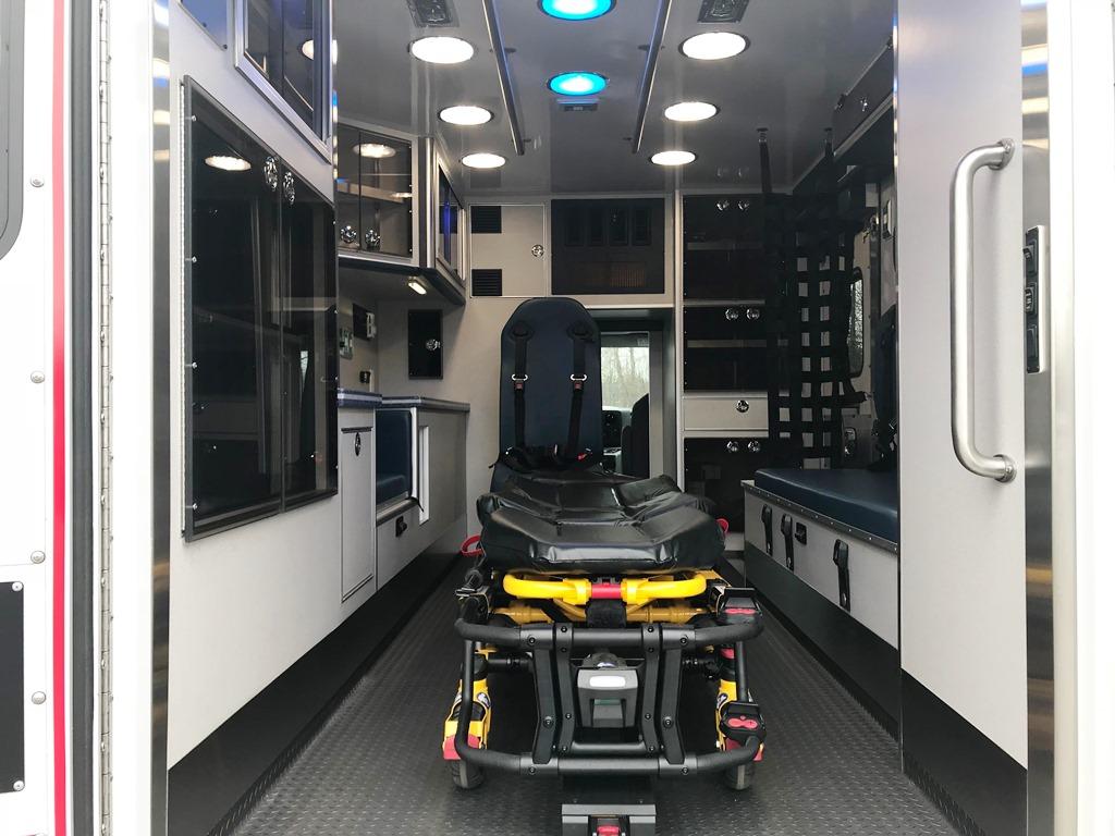 Medix Ambulance to Hinsdale - 13