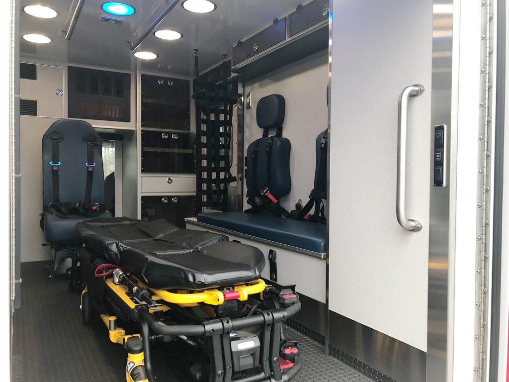 Medix Ambulance to Hinsdale - 15