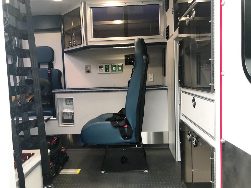 Medix Ambulance to Hinsdale - 19