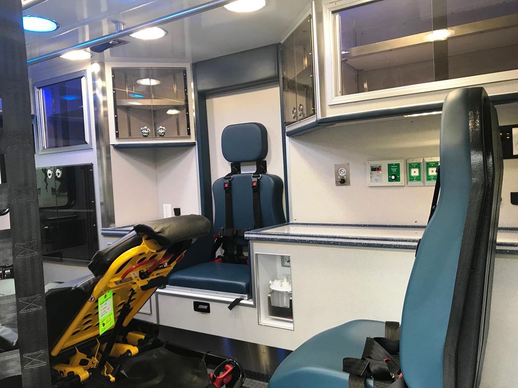Medix Ambulance to Hinsdale - 20