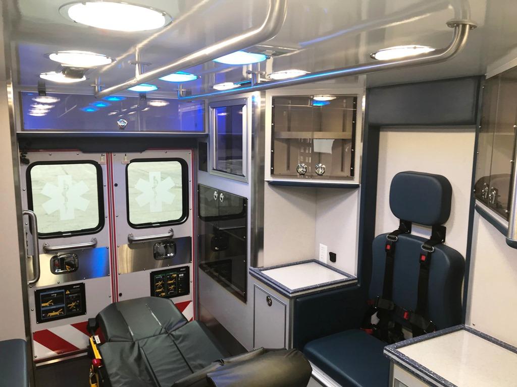 Medix Ambulance to Hinsdale - 21