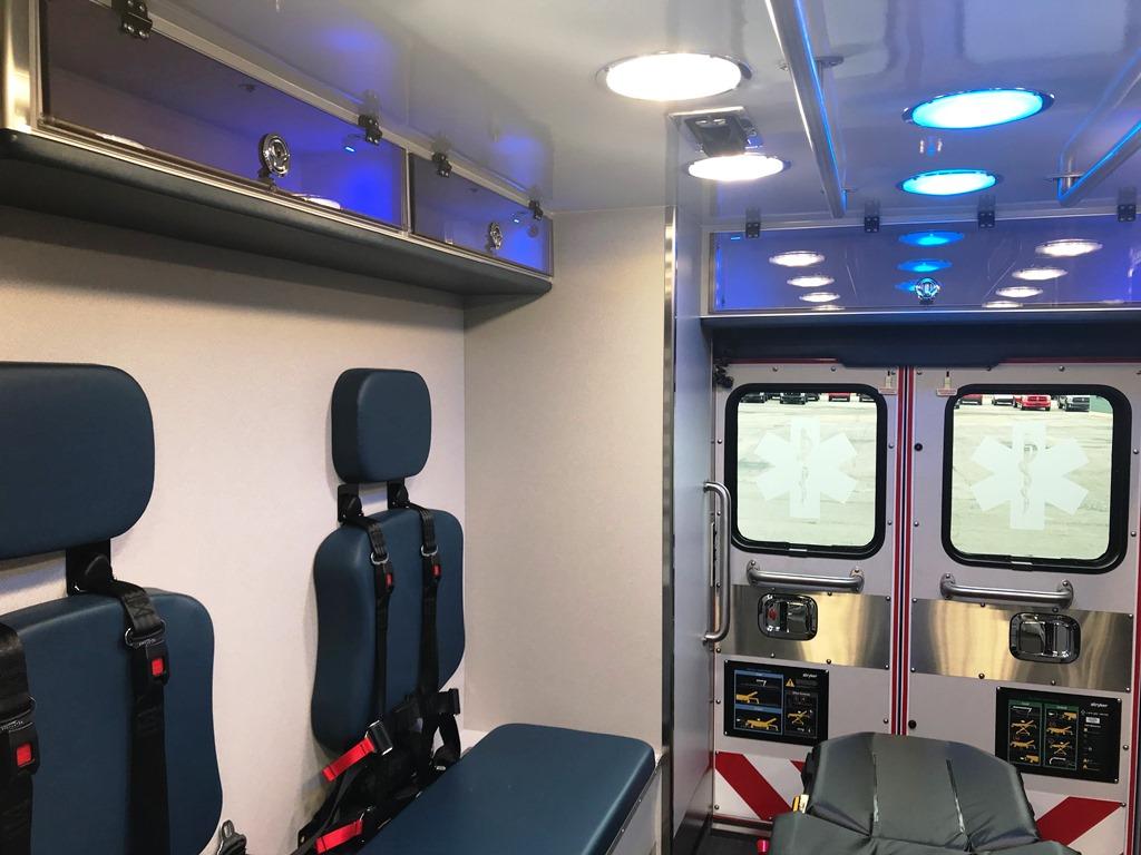 Medix Ambulance to Hinsdale - 22