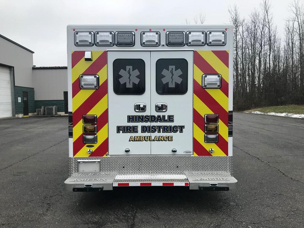 Medix Ambulance to Hinsdale - 7