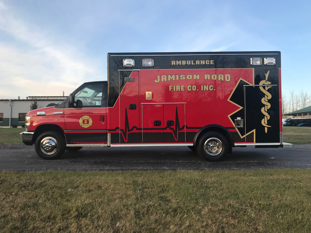Medix Ambulance - Jamison Road - 1