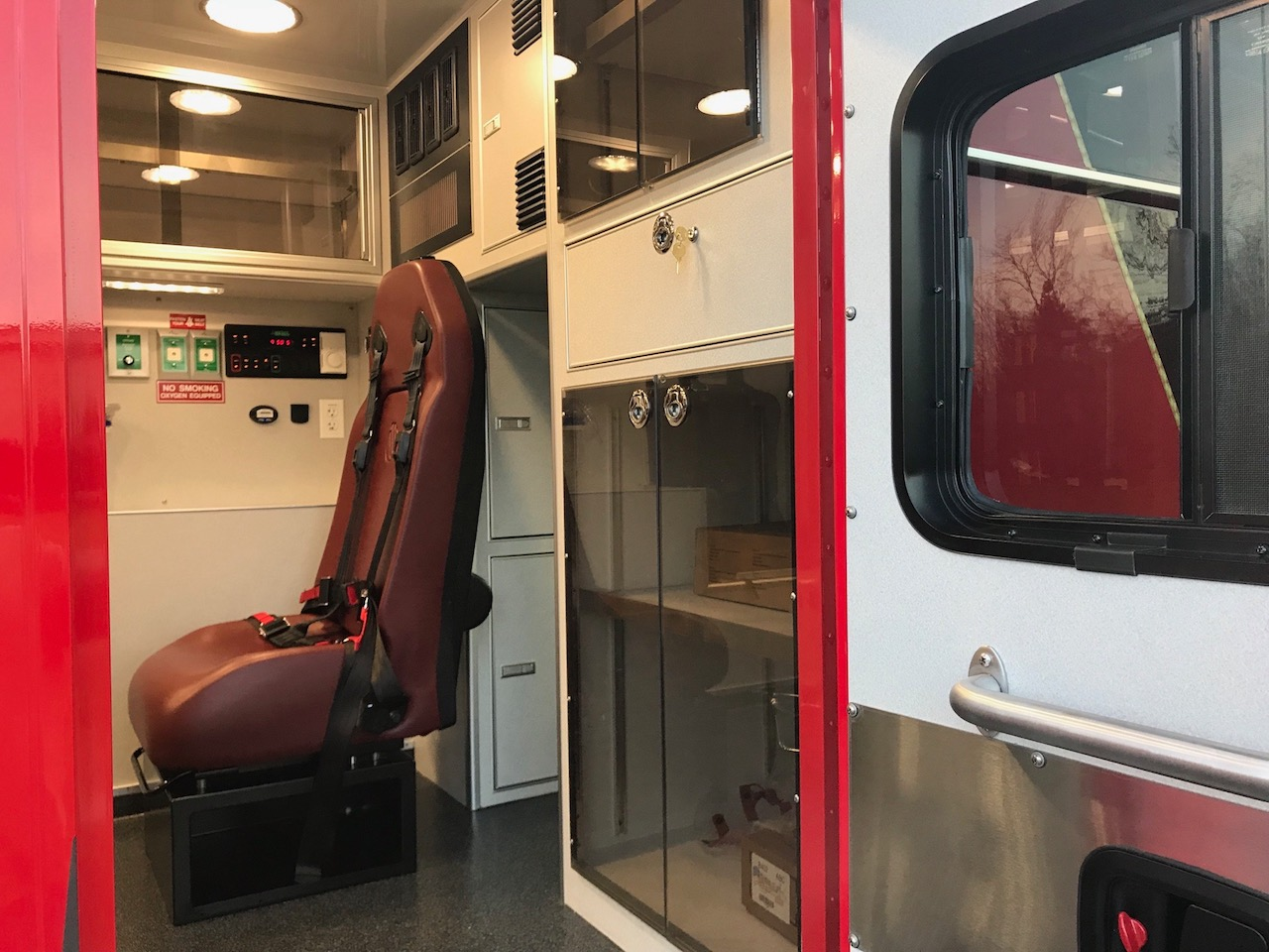 Medix Ambulance - Jamison Road - 12