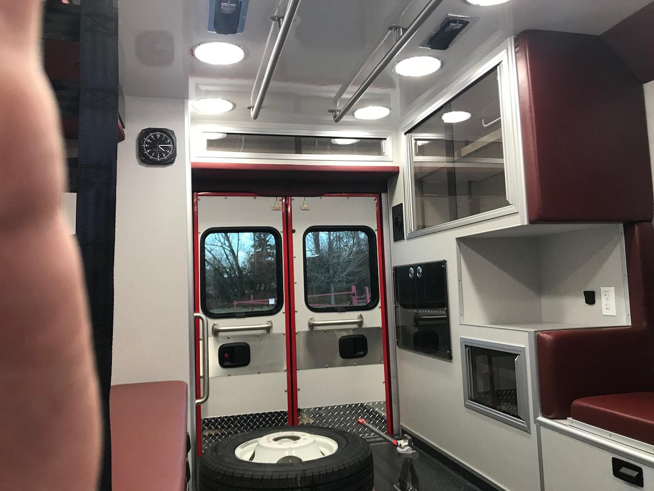 Medix Ambulance - Jamison Road - 14