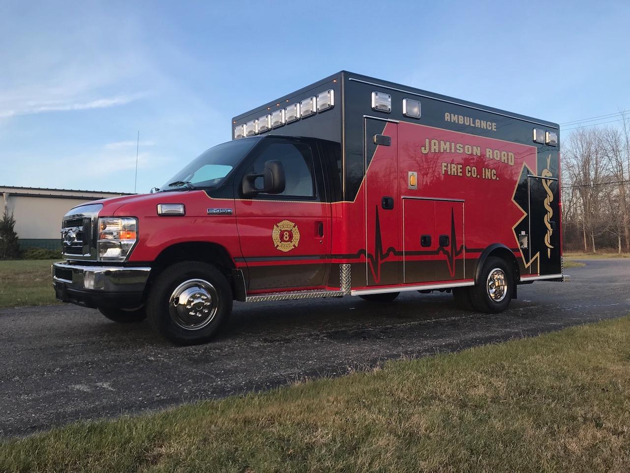 Medix Ambulance - Jamison Road - 2