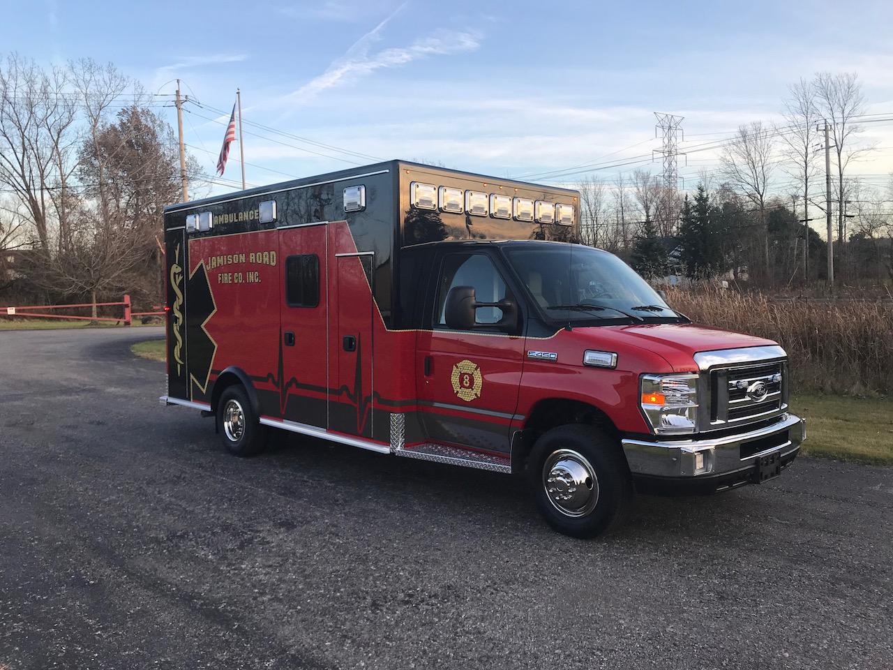Medix Ambulance - Jamison Road - 4