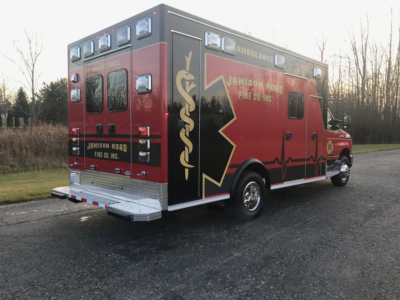Medix Ambulance - Jamison Road - 6