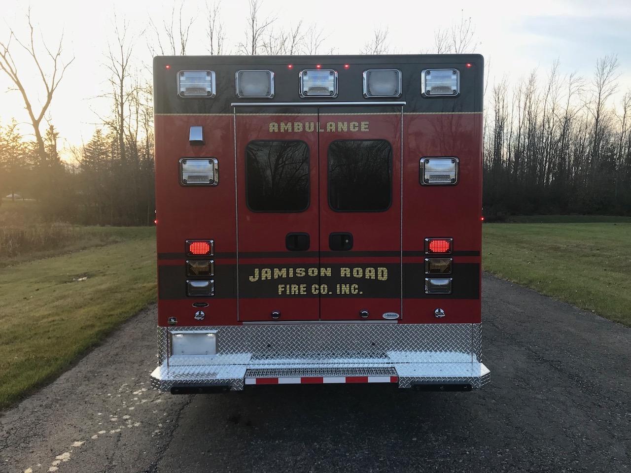 Medix Ambulance - Jamison Road - 7