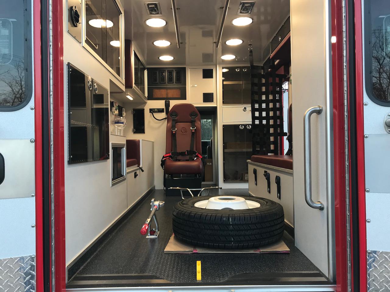 Medix Ambulance - Jamison Road - 9