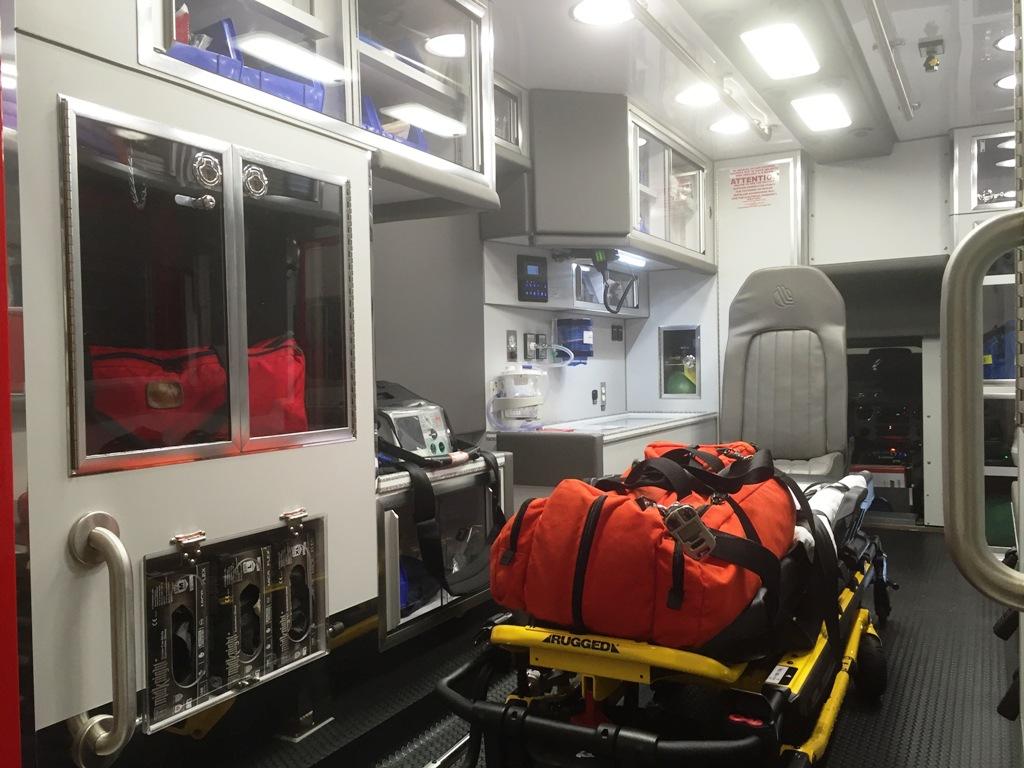 Used 4x4 Ambulance - 1