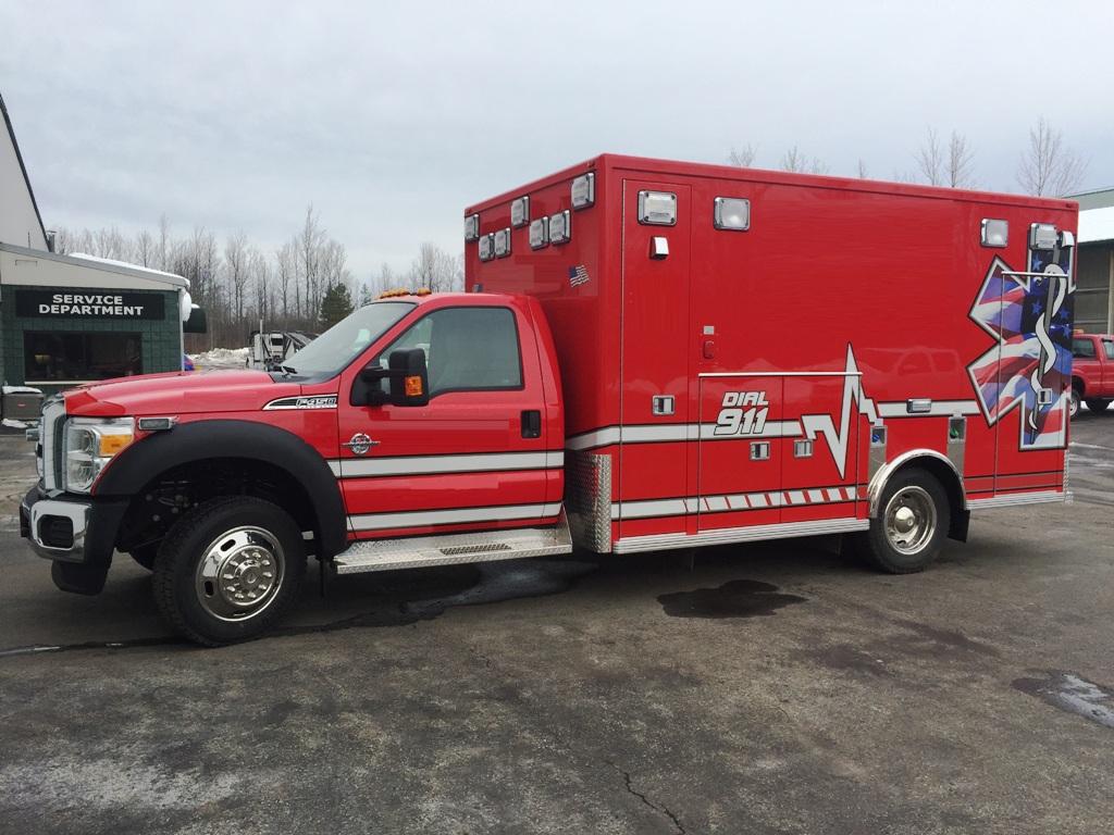 Used 4x4 Ambulance - 2