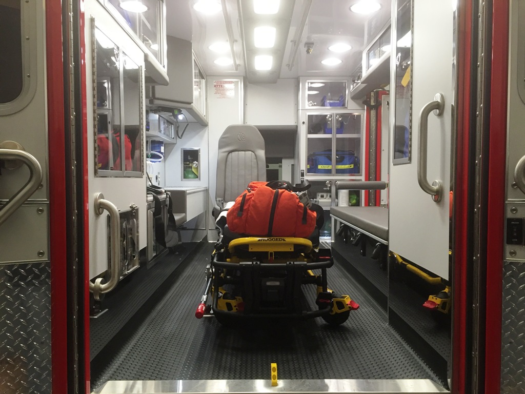 Used 4x4 Ambulance - 3