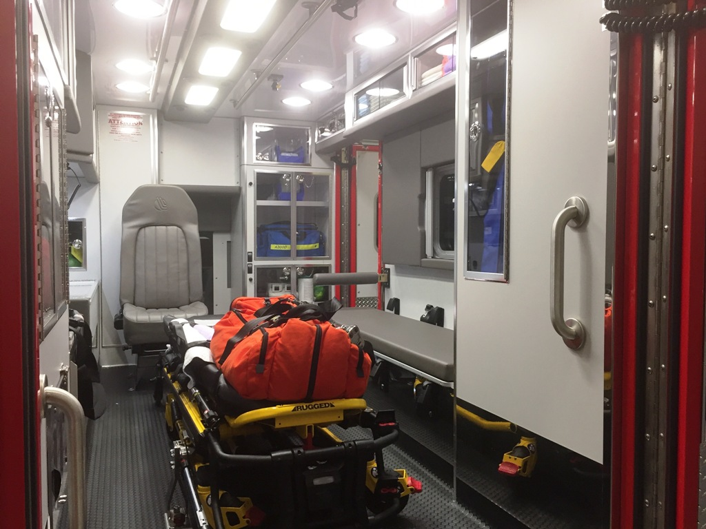 Used 4x4 Ambulance - 5