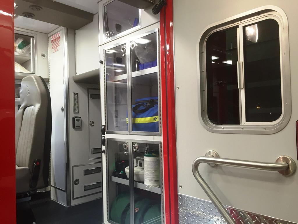 Used 4x4 Ambulance - 6