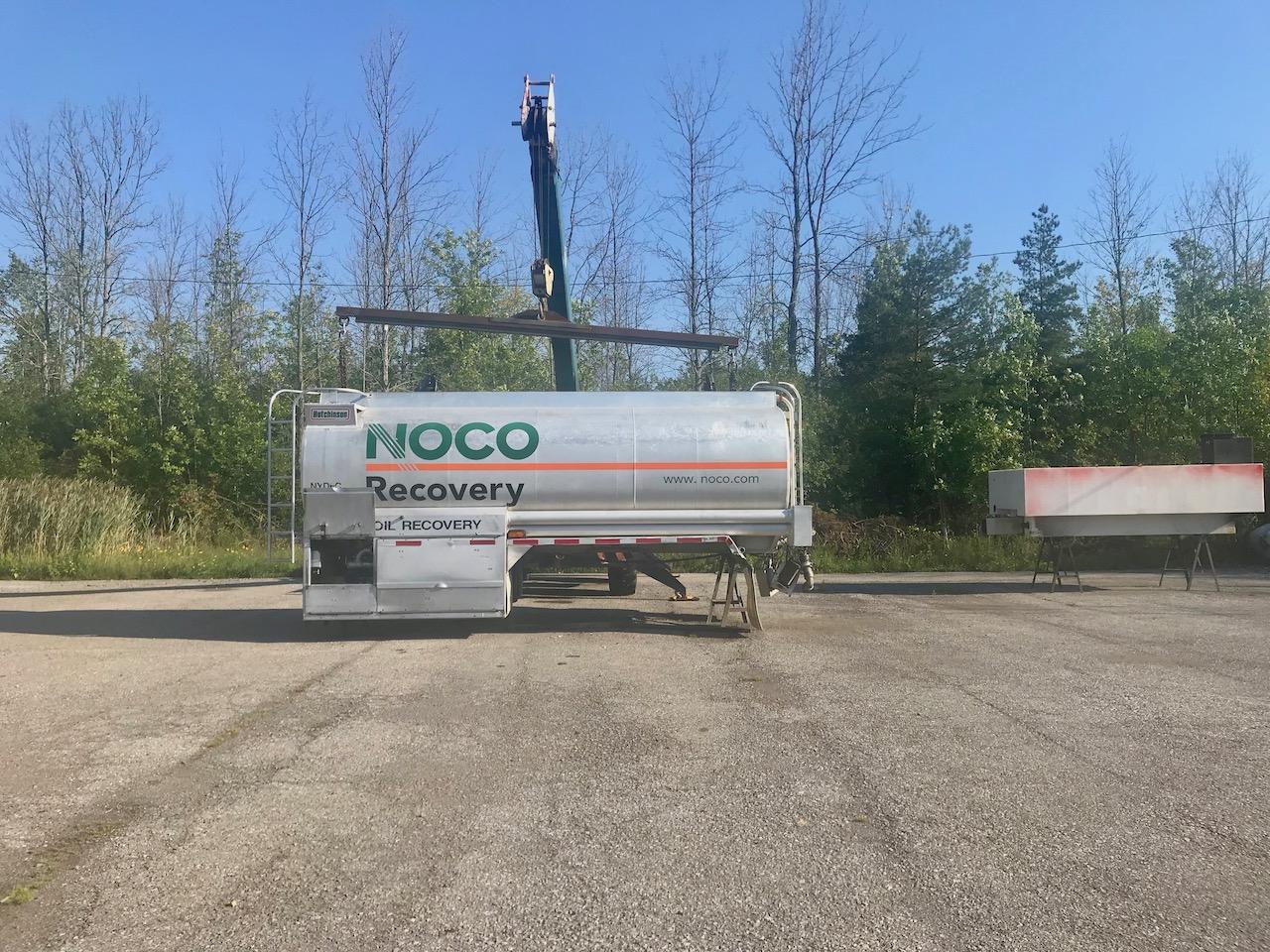 Tanker Rechassis - NOCO - 2